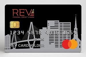 REV Mastercard with Rewards