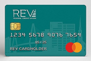REV Mastercard with Low Rate