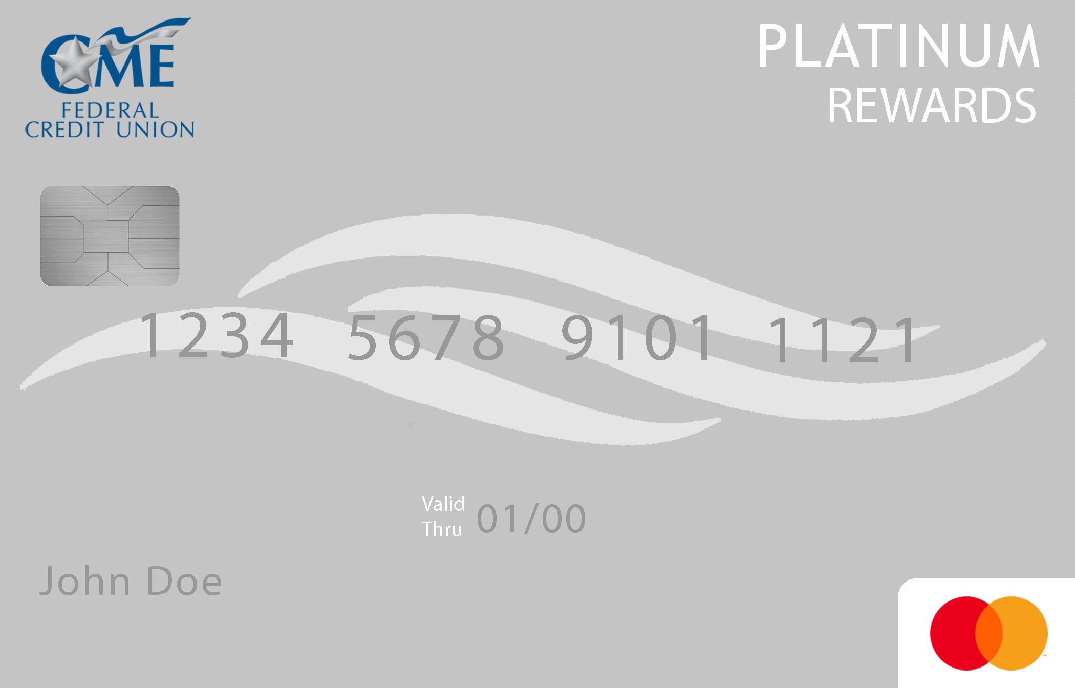 Platinum Rewards Mastercard