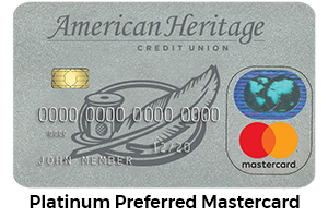 PLATINUM PREFERRED MASTERCARD
