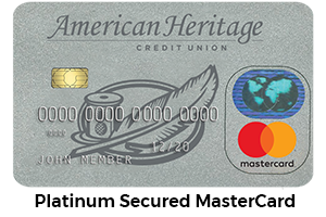 PLATINUM SECURED MASTERCARD