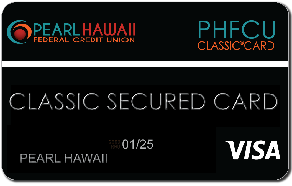 Visa Classic Secured