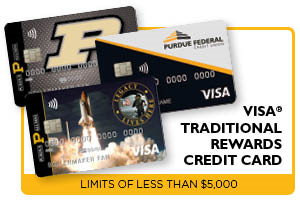Visa Traditional Rewards Credit Card