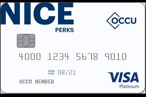 NICE PERKS Card